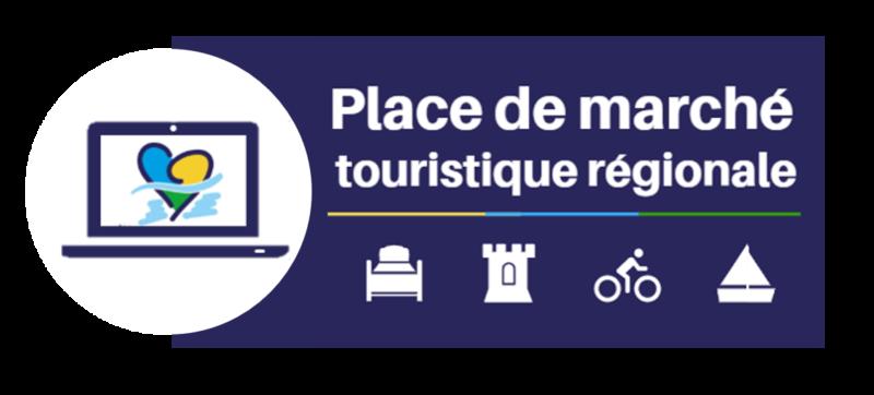 Logo Place de Marché Touristique Régionale