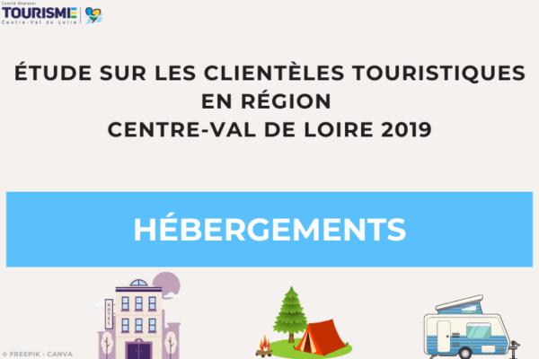 Enquête Clientèles 2019 - Hébergements