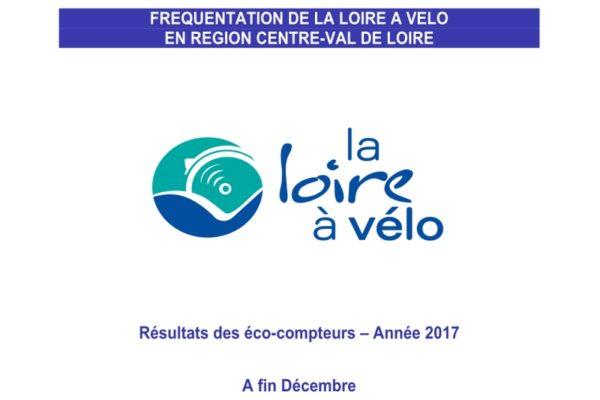 Fréquentation La Loire à Vélo 2017