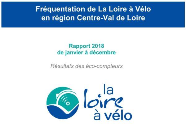 Fréquentation La Loire à Vélo 2018