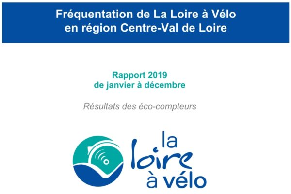 Fréquentation La Loire à Vélo 2019