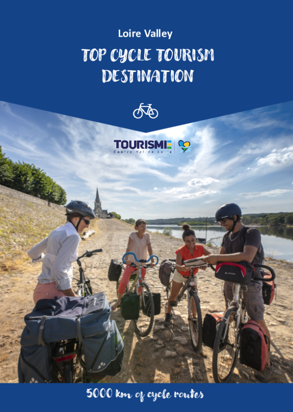 Media kit 2020 - Cycling in the Loire Valley