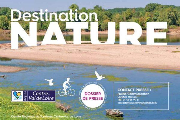 Dossier de presse 2016 « Destination Nature »