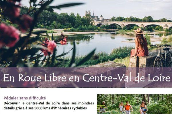Fiche B2B - En Roue Libre en Centre-Val de Loire