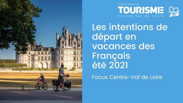 Les intentions de départ en vacances des Français - juin 2021