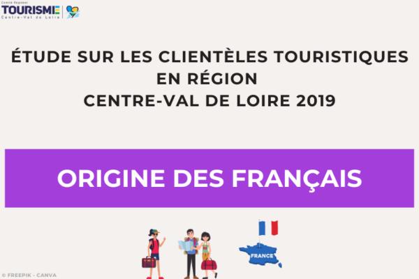 Enquête Clientèles 2019 - Origine des français