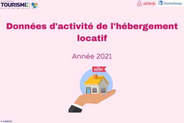 Fréquentation des hébergements locatifs 2021