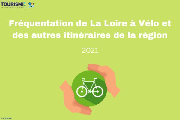 Fréquentation de La Loire à Vélo et autres itinéraires vélo 2020