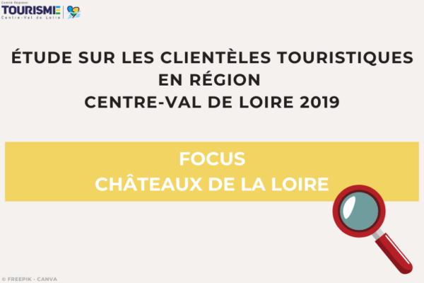 Enquête Clientèles 2019 - Focus Châteaux de la Loire